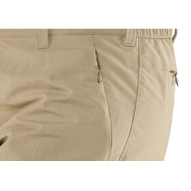 Schöffel Santa Fe Zip Off Pant Women brindle